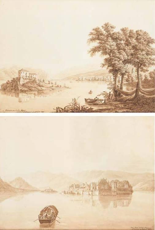 Peter Birmann (Basle 1758-1844)