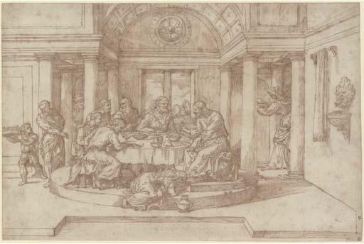 Domenico Campagnola (Venice <I>circa</I> 1500-1564 Padua)
