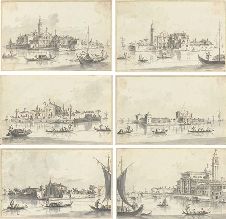 Giacomo Guardi (Venice 1764-1825)