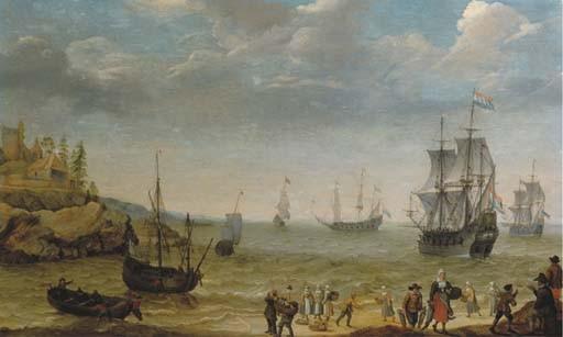 Abraham Willaerts (Utrecht c. 1603-1669)