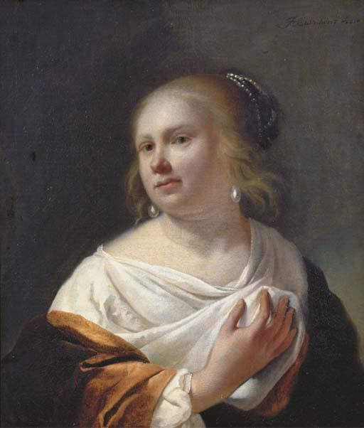 Jan Gerritsz van Bronckhorst (Utrecht c. 1603-1661 Amsterdam)