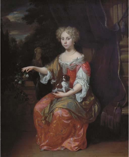 Jan Verkolje (Amsterdam 1650-1693 Delft)