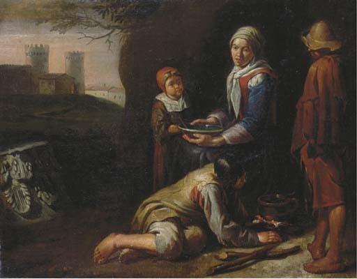 Norbert van Bloemen (Antwerp 1670-1746 Amsterdam)