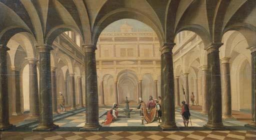 Hans Juriaensz. van Baden (Amsterdam 1604-1663)