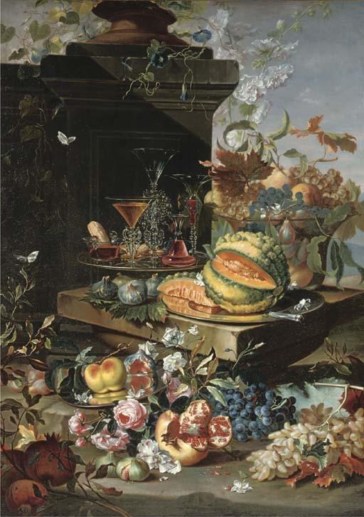 Christian Berentz (Hamburg 1658-1722 Rome)