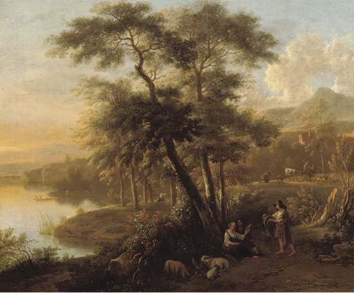 Simon Mathurin Lantara (Oncy 1729-1778 Paris)
