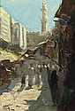 Cairo, Egypt, Henri Christiaan Pieck, Click for value