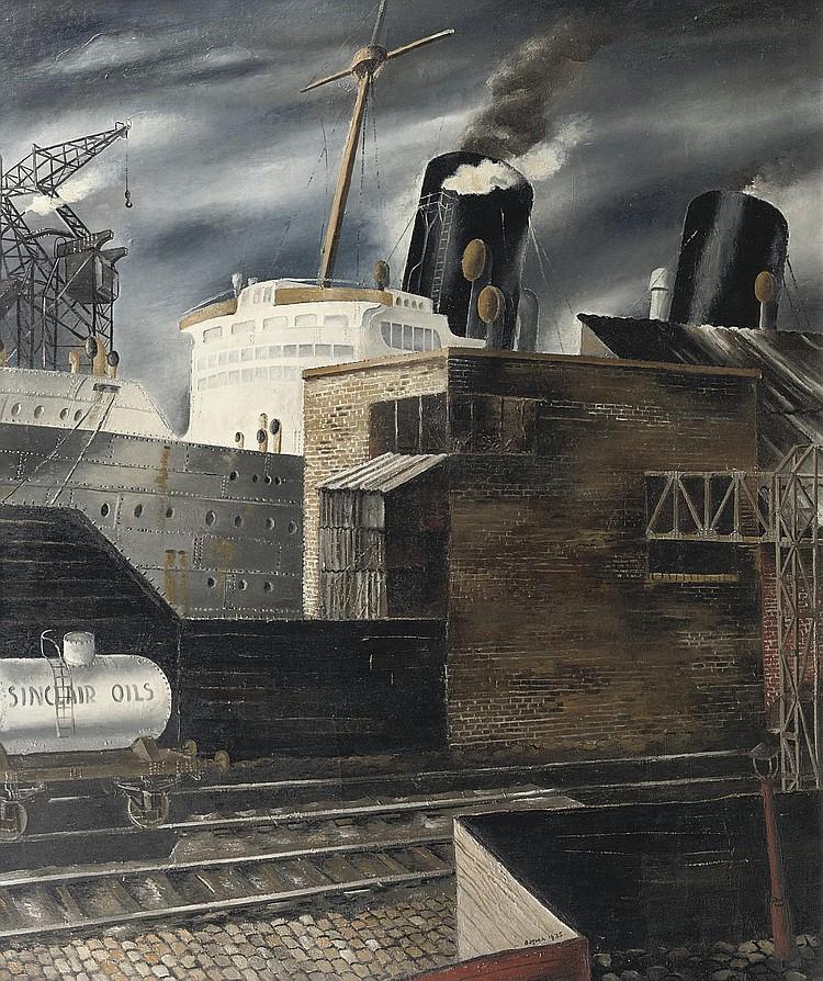 Wim Bosma (DUTCH, 1902-1985)