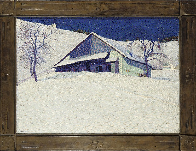 Dirk Smorenberg (DUTCH, 1883-1960)