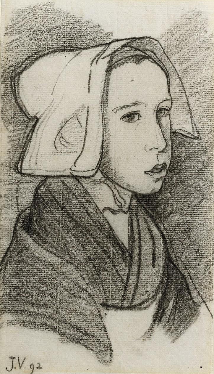 Jan Verkade (DUTCH, 1868-1946)