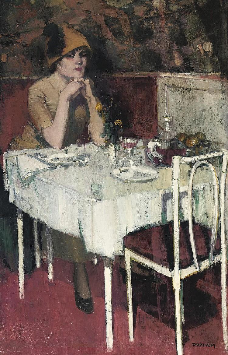 Piet van der Hem (DUTCH, 1885-1961)