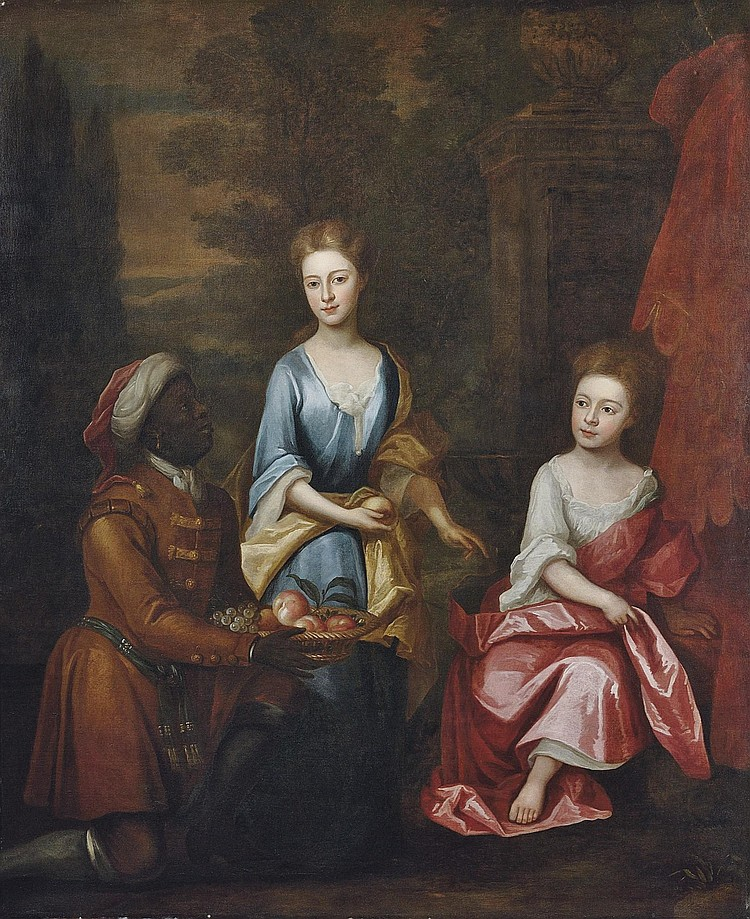 Attributed to William Aikman (1682-1731)