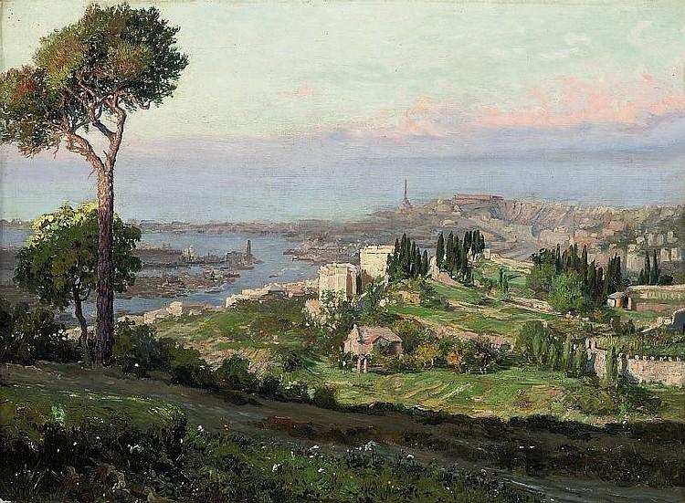 Amedeo Merello (Italian, 1890-1979)