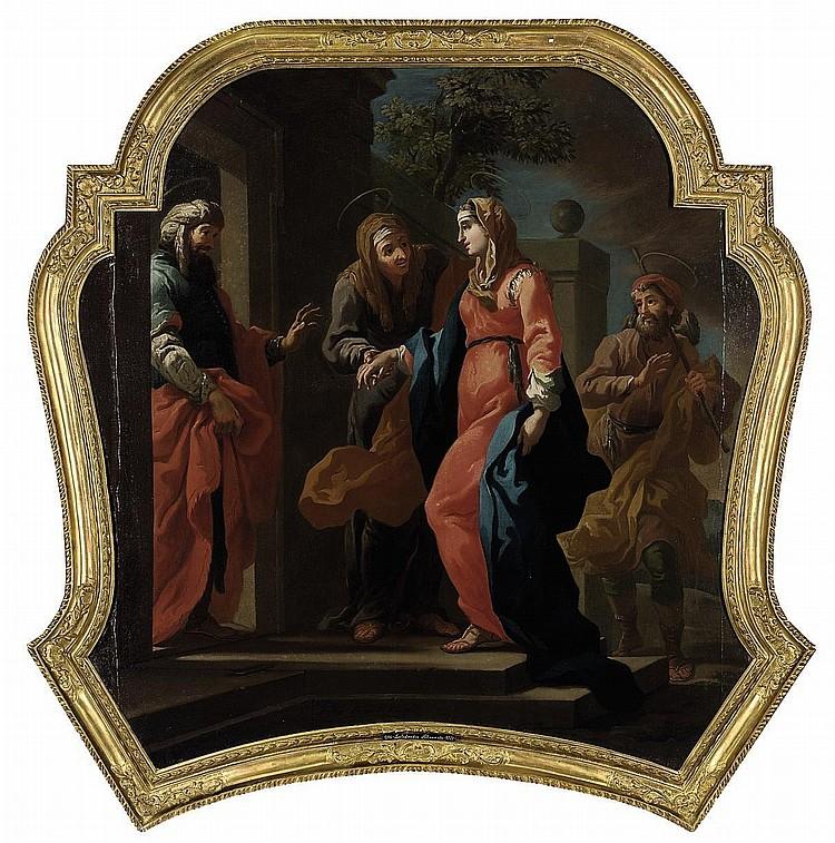 Bartolomeo Altomonte (Varsaw 1702 - 1779 Linz)