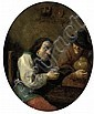 Circle of Abraham Diepraam (Rotterdam 1622-1670) , Abraham Diepraam, Click for value