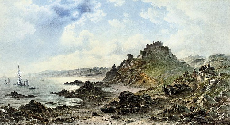 Henry Barlow Carter (Scarborough 1803-1867)