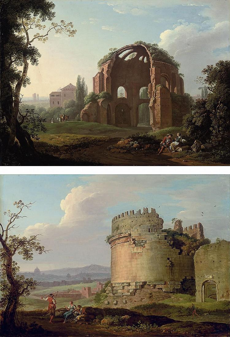 Carlo Labruzzi (Rome 1748-1817 Perugia)
