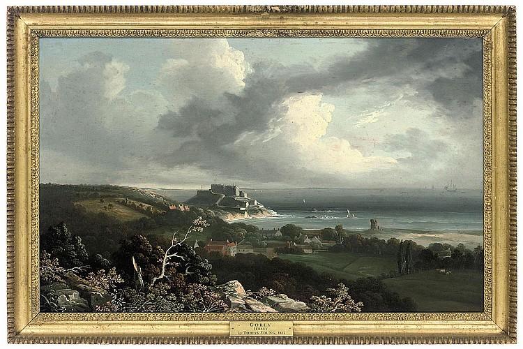 John Young (Southampton 1786-1828 St. Peter Port)