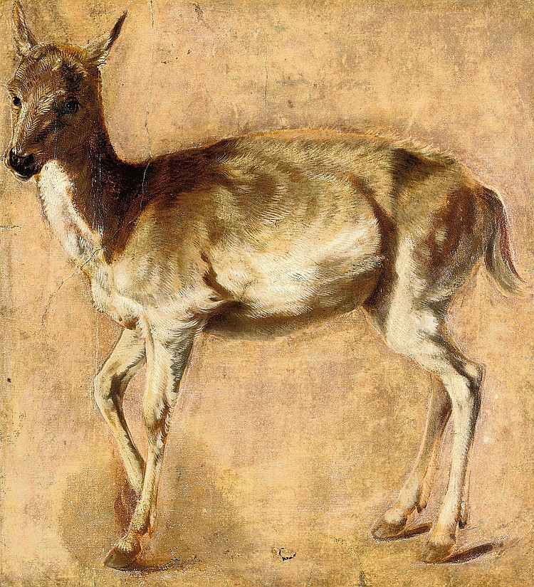 Attributed to Pieter Boel (Antwerp 1622-1674 Paris)