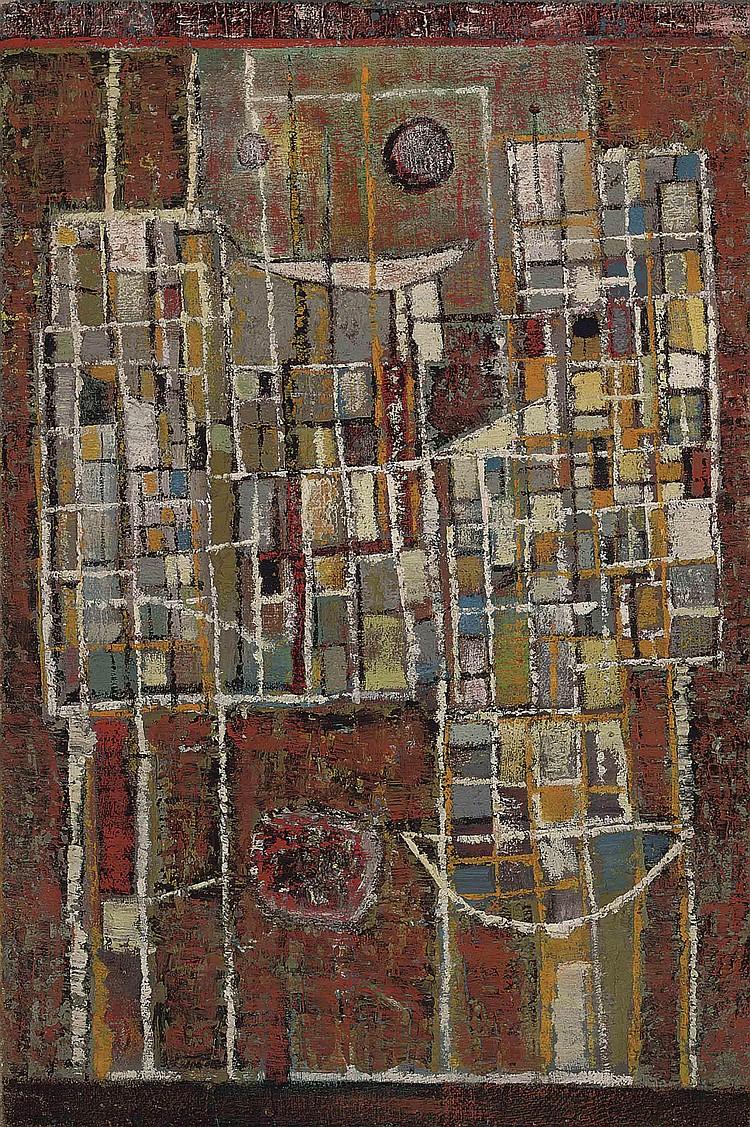 Martin Bradley (b. 1931)