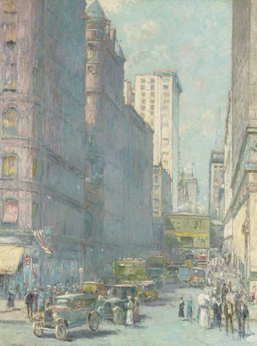 William Clusmann (1859-1927)
