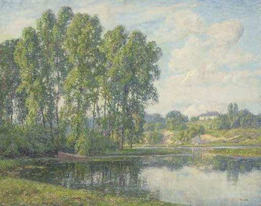 Wilson Henry Irvine (1869-1936)