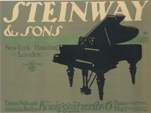 BERNHARD, LUCIAN (1883-1972)