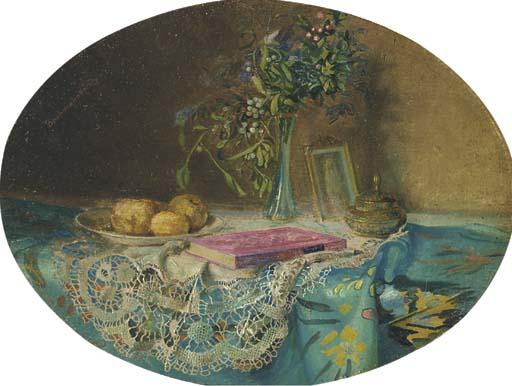 Karl Bachmann (Hungarian, 1874-1924)