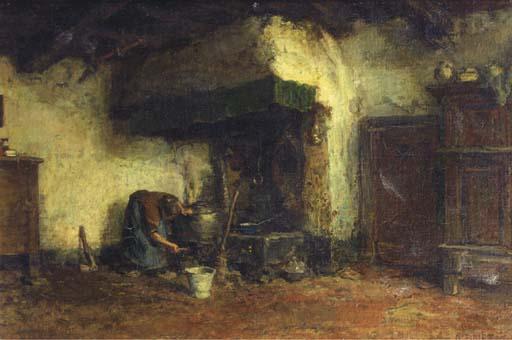 Arthur Briët (Dutch, 1867-1939)
