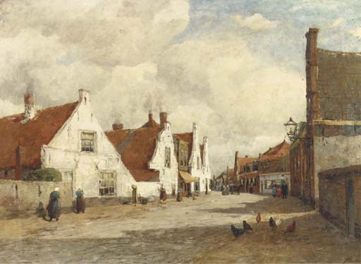 Jan Hillebrand Wijsmuller (Dutch, 1855-1925)