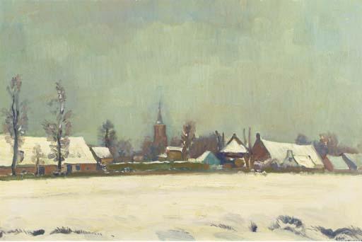 Jan Poortenaar (Dutch, 1886-1958)