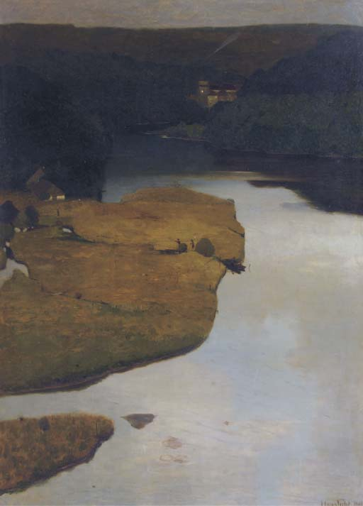 Hans Licht (German, 1876-1935)