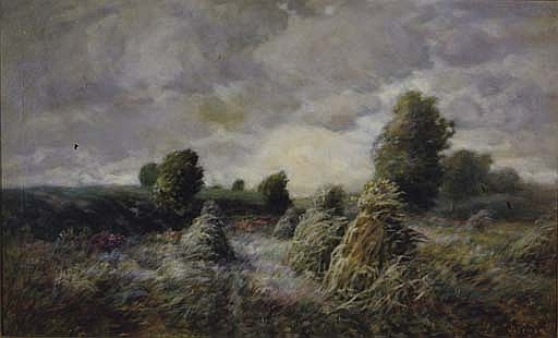 Late Summer Landscape