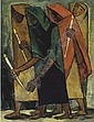 Oswaldo Guayasam¡n (1919-1999), Oswaldo Guayasamin, Click for value