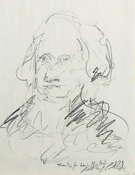 Sketch of George Washington