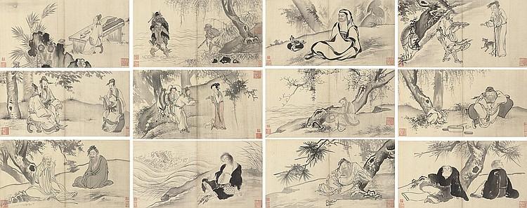 WU WEI (1459-1508)