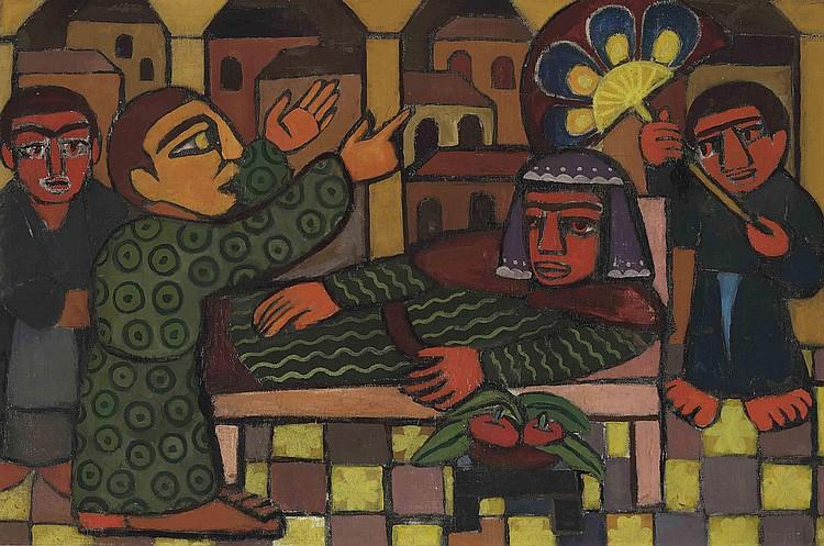 Raimundo de Oliveira (Brazilian 1930-1966)