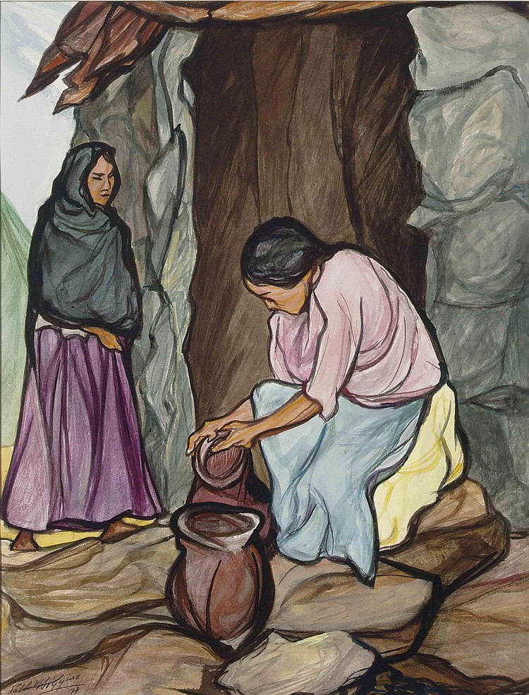 Pablo O'Higgins (Mexican 1904-1983)