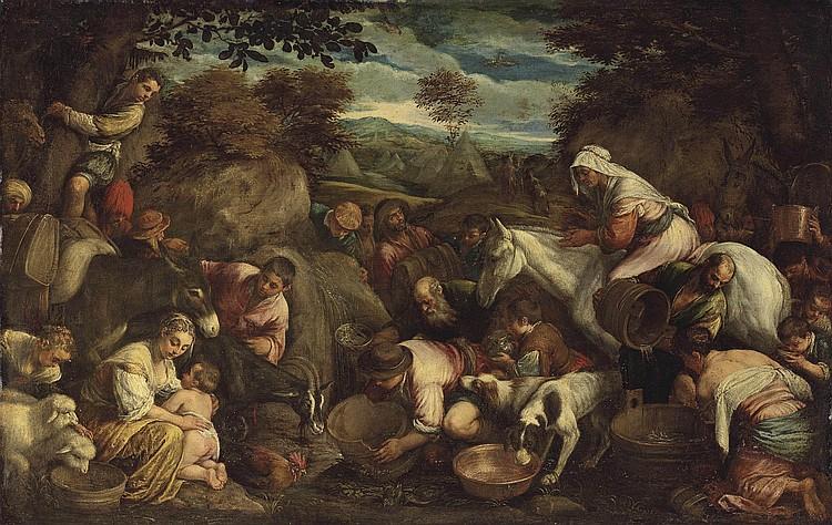 Jacopo Bassano (Bassano del Grappa 1510-1592) and Studio