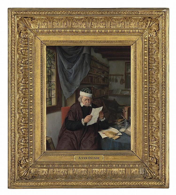 Adriaen Jansz. van Ostade (Haarlem 1610-1685)