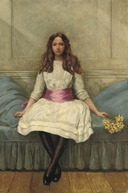 Sir Philip Burne-Jones, Bt. (1861-1926)