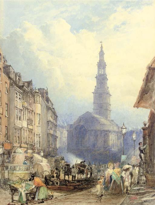George Sidney Shepherd, N.W.S. (1784-1862)