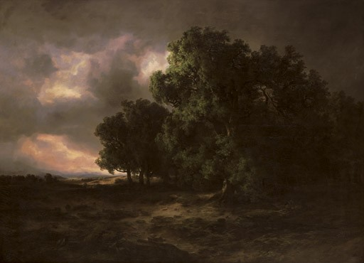 Orage, 1843