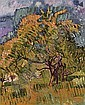 Baumgarten, 1918, Cuno Amiet, Click for value