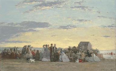 EugŠne Boudin (1824-1898)