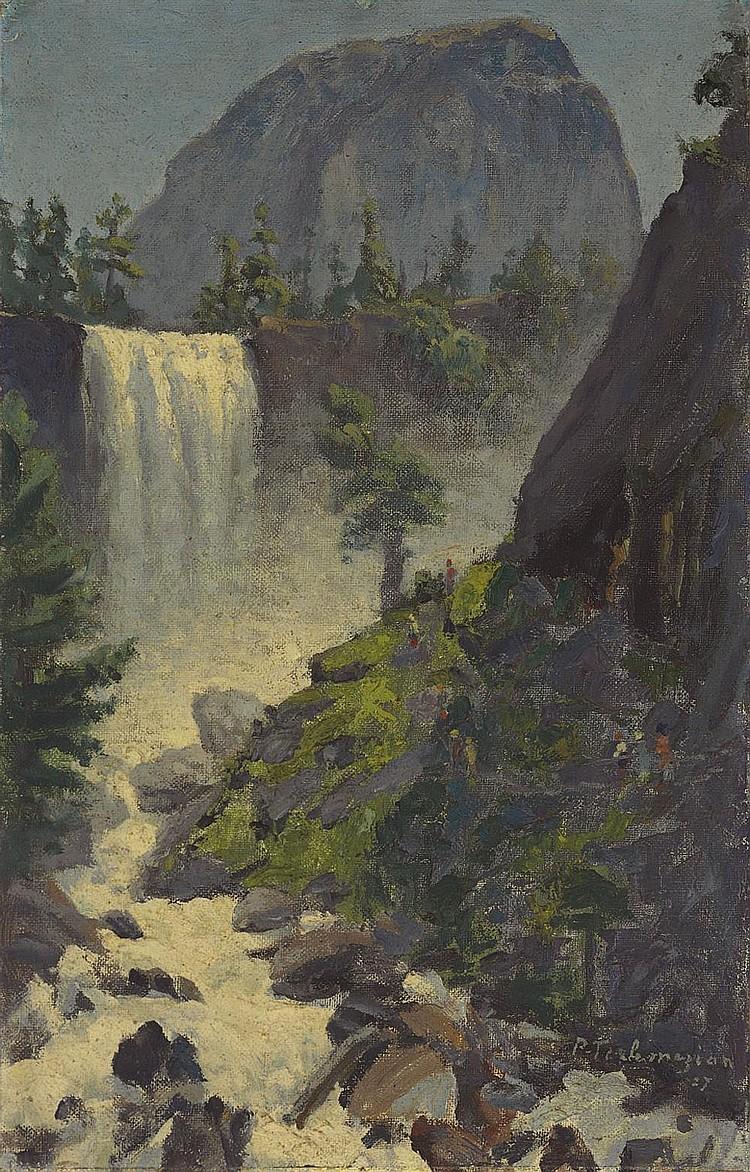 Panos Terlemezian (1865-1941)