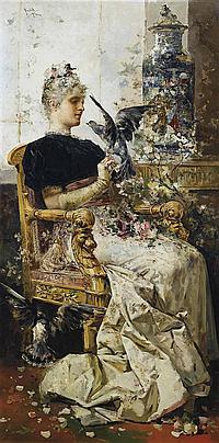 Salvador Sánchez Barbudo (Spanish, 1857-1919)