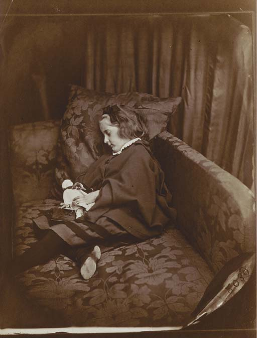 LEWIS CARROLL [Charles Lutwidge Dodgson] (1832-1898)