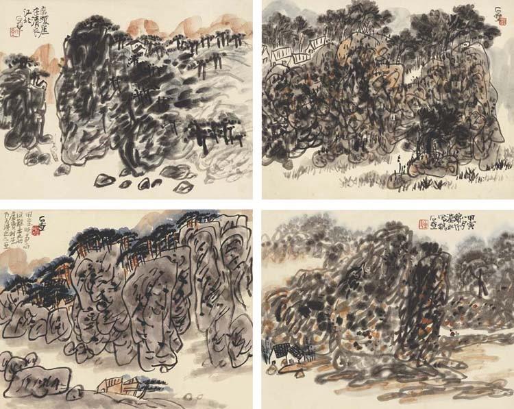 SHI HU (1913-1976)