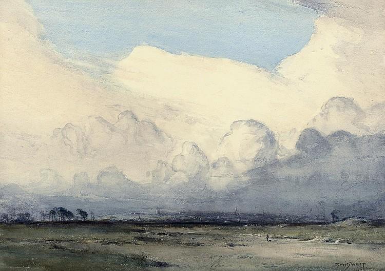 David West, R.S.W. (1868-1936)